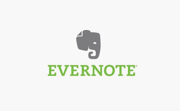 evernote logo design #logo #design