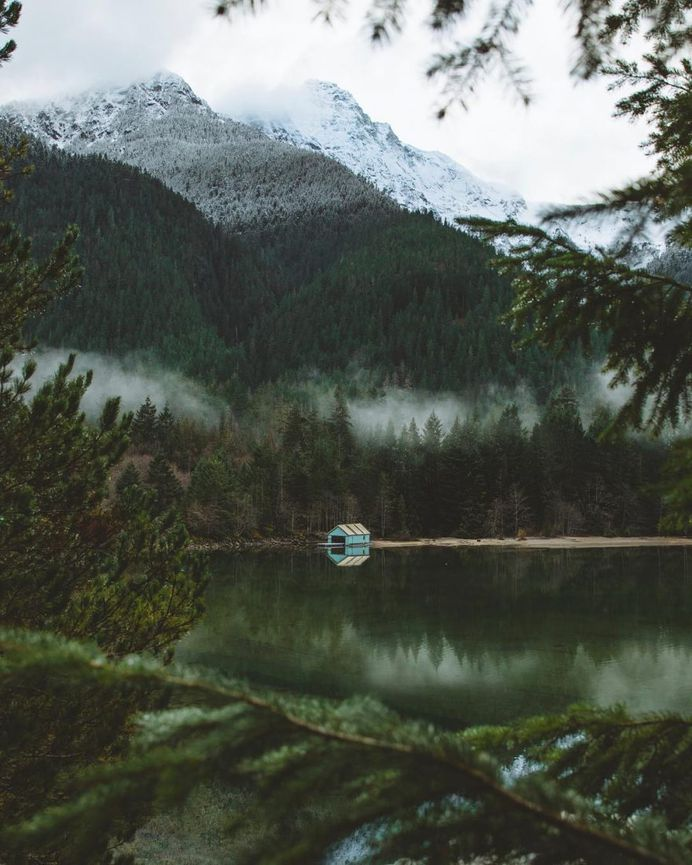 Stunning Landscape and Adventure Photography by Kyle Kotajarvi