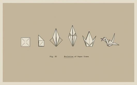 5776023965_f8645f228f_b.jpg (800×500) #crane #paper