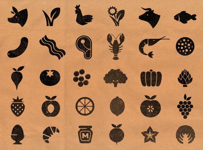EIGA Design - adidas Stripes Visual Language #pictogram #icon #sign #picto #symbol