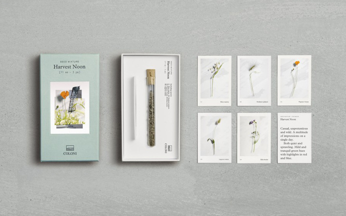 MIRADOR   Coloni #packaging #seeds #gardening