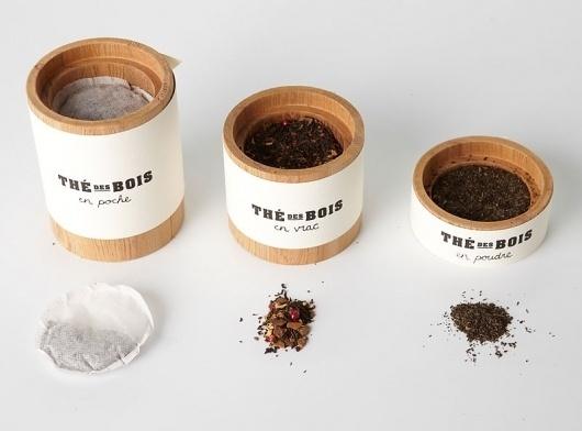 packaging | UQAM | Sylvain Allard #package #wood #tee