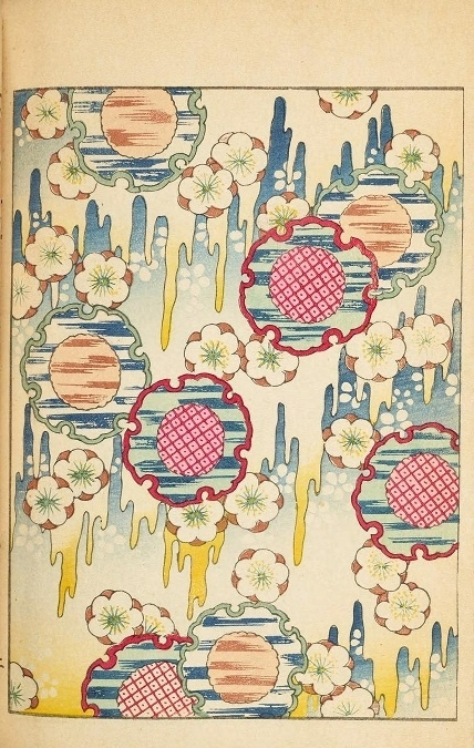 Japanese Designs (1902) | The Public Domain Review #illustration #japanese #vintage #1902