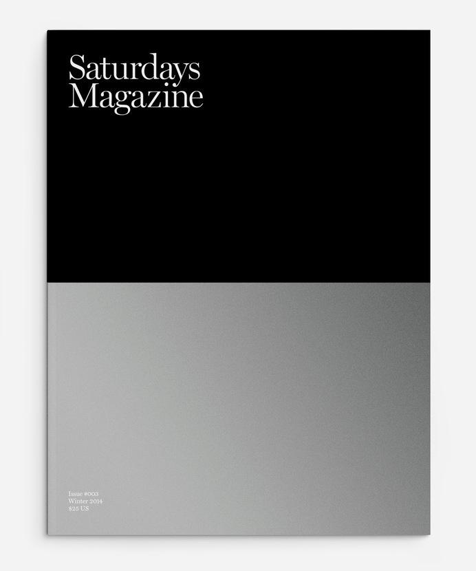 SATURDAYS MAGAZINE #cc