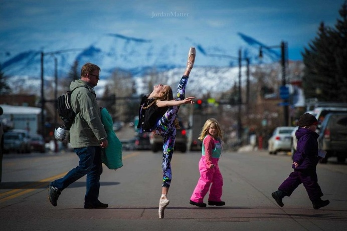 Tiny Dancers Among Us: Jordan Matter Captures Amazing Photos of Dancing Kids