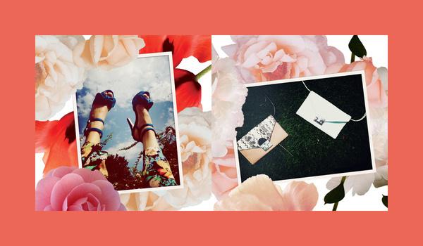 Loeffler Randall Brand Identity | RoAndCo Studio #collage