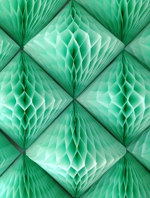 | confettisystem: PARTYPARTY Mint Quartz patterns,... #confetti #system #paper #green