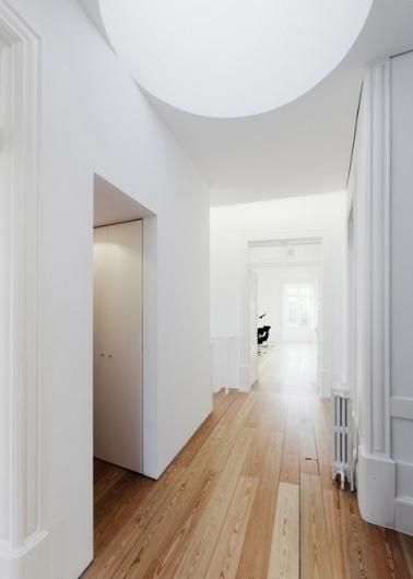 The Pursuit Aesthetic #interior #white #minimalistic