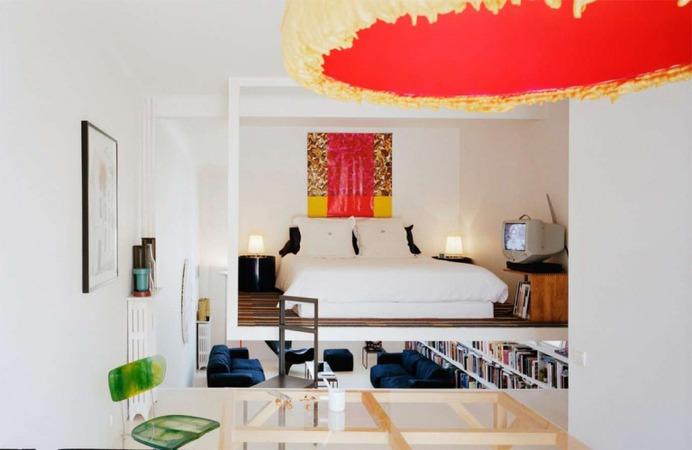 ECDM: Valentin Apartment   Sgustok Design