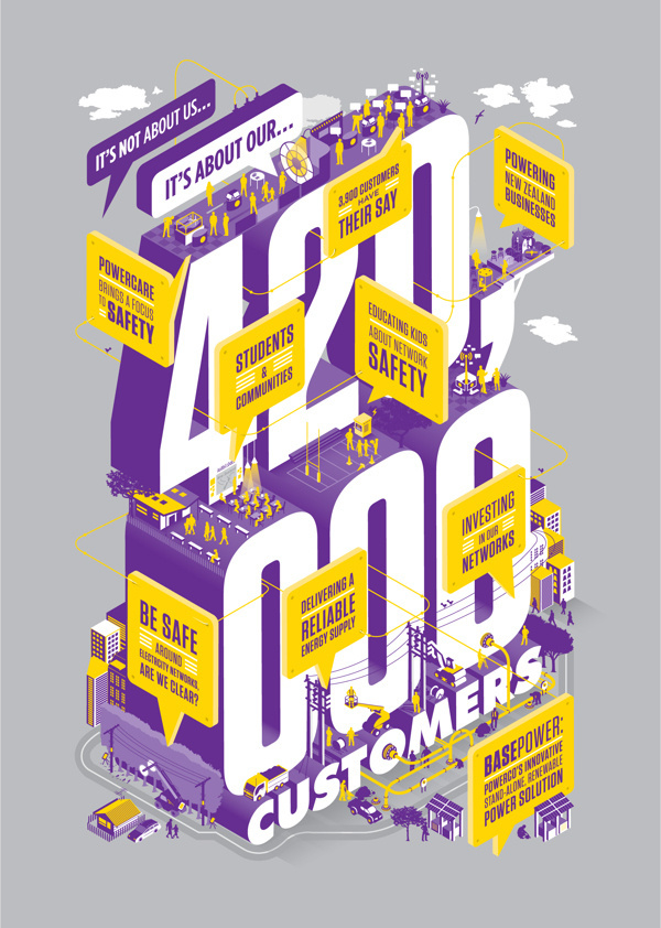 PowerCo AR cover 2013 #illustration