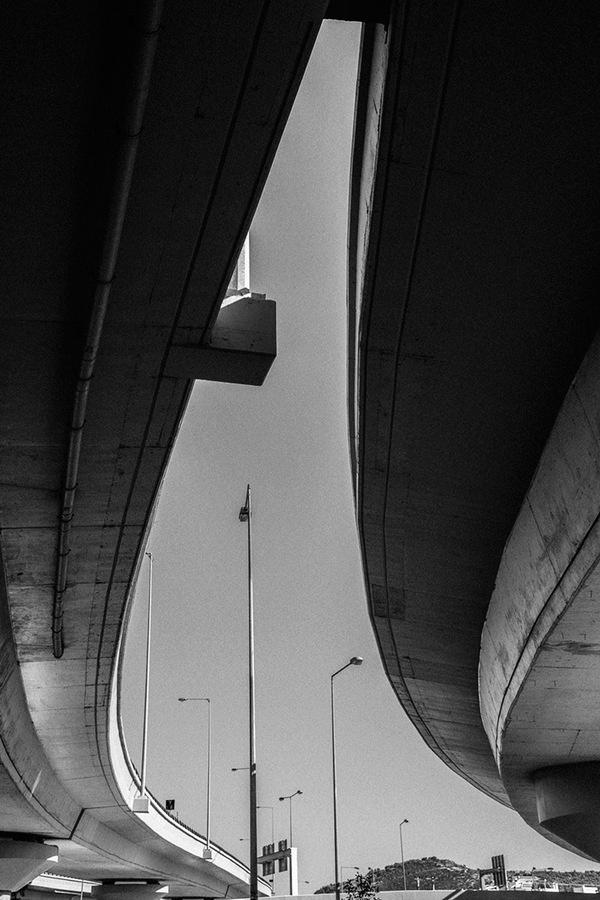 hauss inner journeys #white #city #& #black #photography #athens