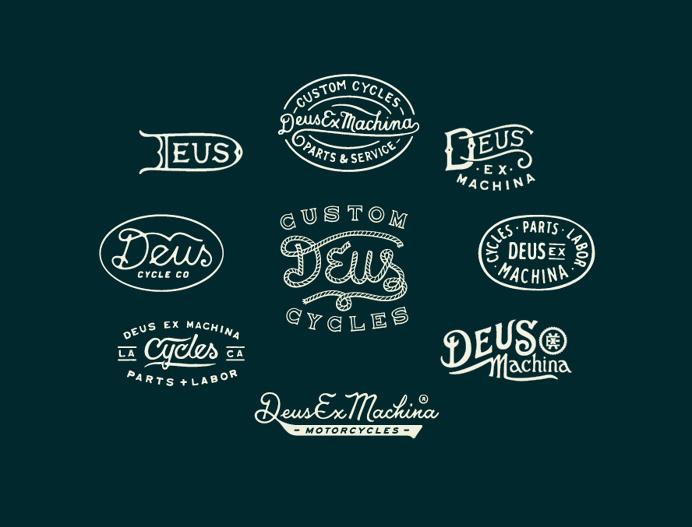 Heritage, Classic, American, Branding, Design, Vintage, Retro, Identity, Logo, Typography