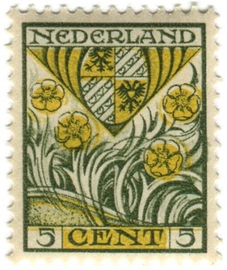 vintage postage stamps #stamps #dutch