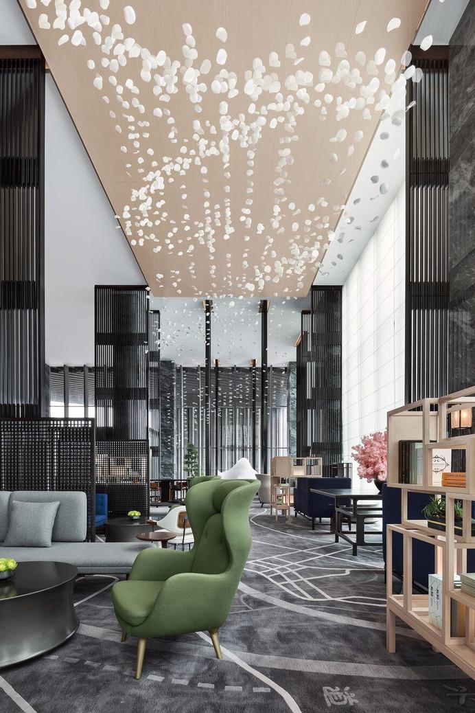 Le Méridien Zhongshan Hotel / BLVD International