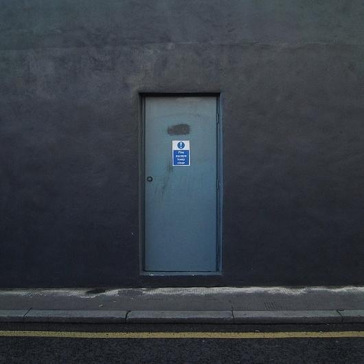 Escape | Flickr - Photo Sharing! #urban #public #escape #london #door #wall