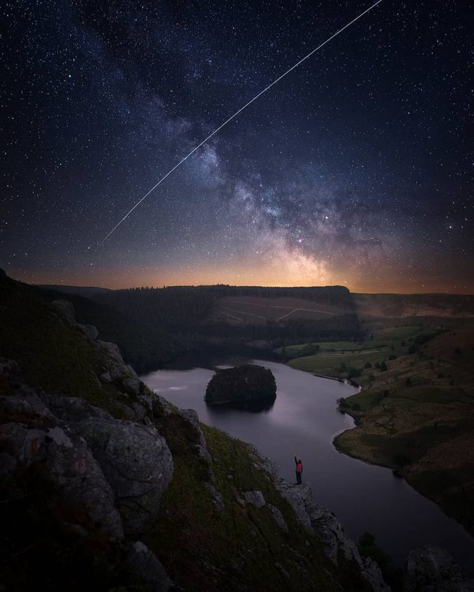 Magical Milky Way and Star Photography by Alyn Wallace