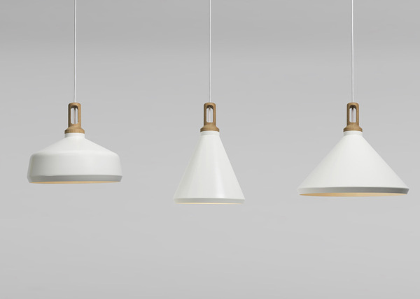 Nonla lamps by Paul Crofts #lamps