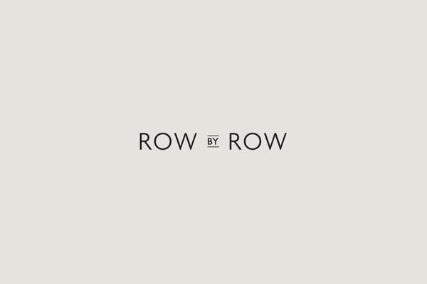 Row by Row #logo