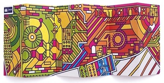 Naju – Portfolio of Graphic Designer Shahnaz Ahmed #graphics #bright #pattern