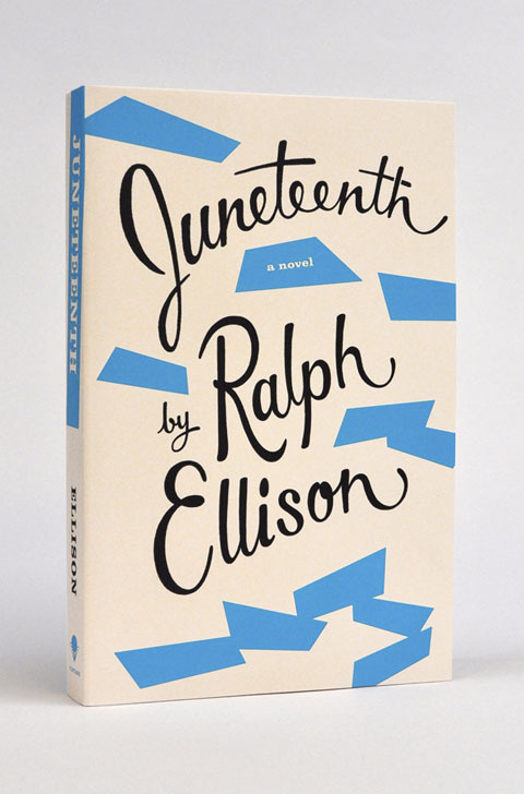 Ralph Ellison Cover – 3 #cover #book