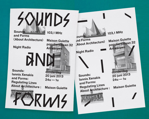 Sounds And Forms #print