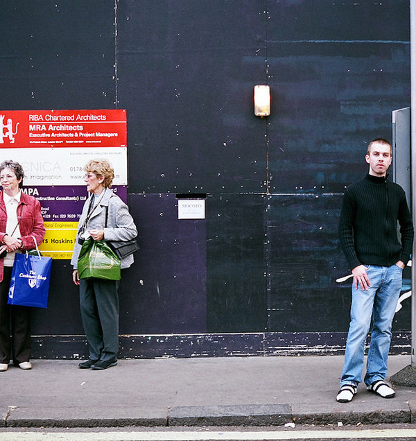 Bus Stops by Richard Hooker #inspration #photography #art