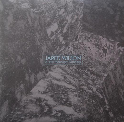 igloomag.com :: Jared Wilson :: A Little Moonlight Dancing (Skudge Presents) #packaging #design #graphic #sleeve #vinyl #cd