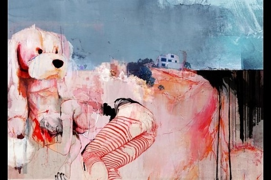 Artodyssey: Ian Francis #ian #francis #illustrator #painter #paint #art #artist