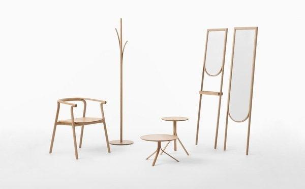 Conde House Splinter Design by Nendo #interior #creative #inspiration #amazing #modern #design #decor #home #ideas #furniture #architecture #art #decorating #innovative #decoration #cool