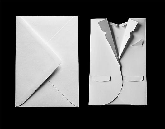 Daniel Carlsten #design #graphic #envelope #invitation