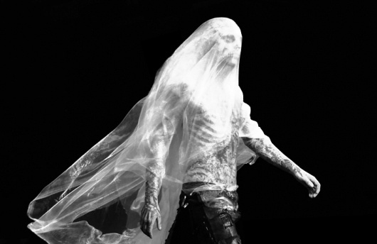 JAK & JIL BLOG » Blog Archive » MUGLER MENSWEAR FALL/WINTER 2011/12// #ghost #white #black #photography #and #fashion