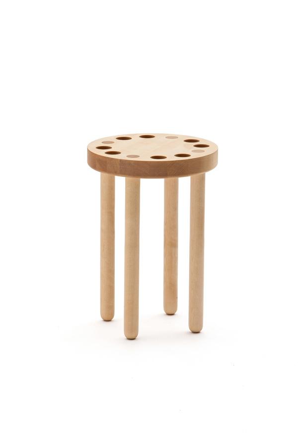 Kyuhyung Cho #wood #furniture #stool