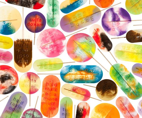 ROTGANZEN #rotganzen #toxic #lollipops #art