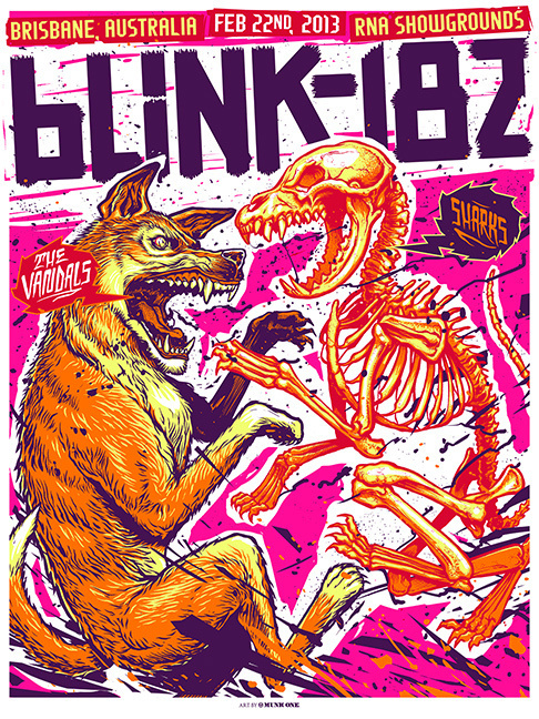 Click to Close #182 #blink #munkone
