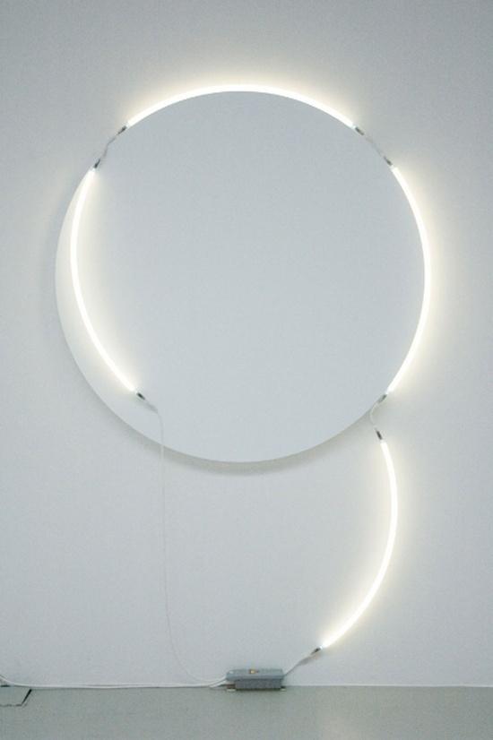 atavus:François Morellet Stall No. 5, 2005 #abstract