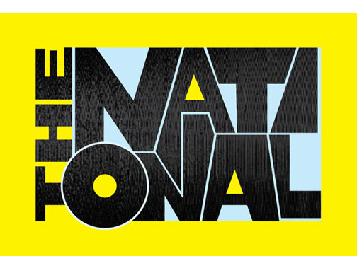 The National Typographic Treatment #type #print #design #typography