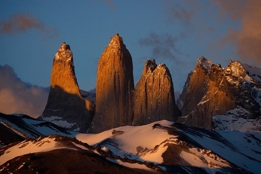 Patagonia — National Geographic Magazine #paine #del #patagonia #photography #torres #chile