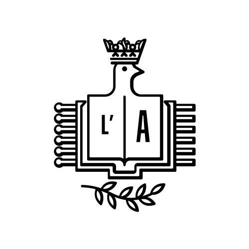 LAbbaye #logo #wink
