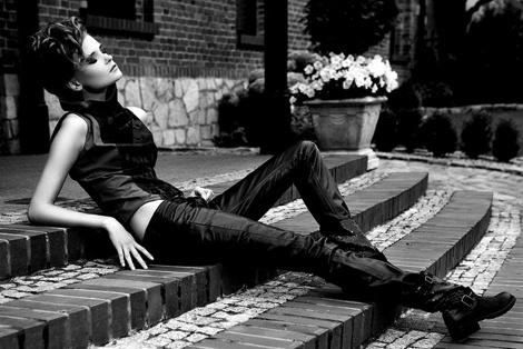 Klaudia Strzyżewska by Aleksandra Kozub & Rafal Kwasniak #fashion #model #photography #girl
