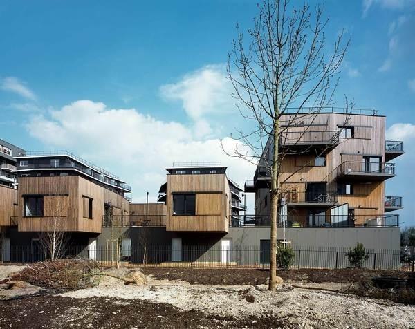 CJWHO ™ (80 Housings units in Bordeaux by Nicolas Laisné*...) #france #bordeaux #design #architecture #units #housing