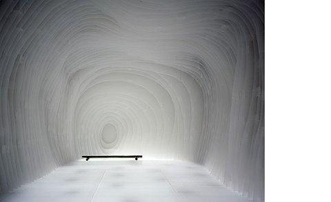 FFFFOUND! | Gallery - Wallpaper.com - International Design Interiors Fashion Travel #ice #cave