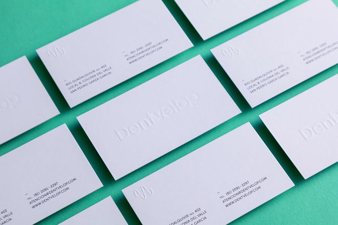best branding dentvelop corporate identity teeth images on rh designspiration net