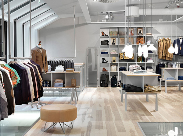 The Cool Hunter - Haberdash Store, Stockholm - Sweden #retail