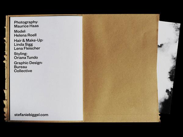 Bureau Collective – Stefanie Biggel Lookbook #print #design #graphic