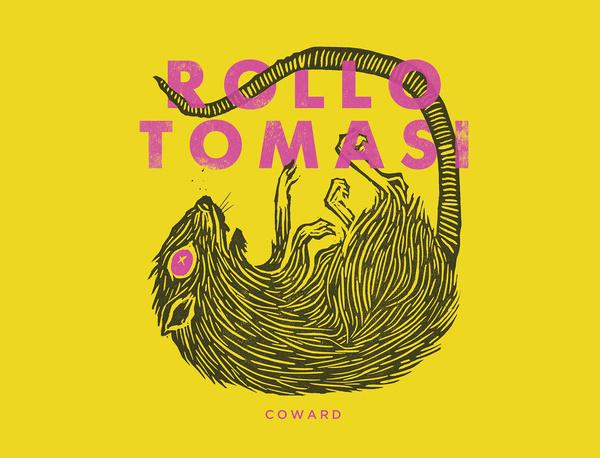 Album cover art for Rollo Tomasi by Mike McQuade #type #rat