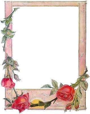 Amazing Red rose Picture Frame #frame #photo #picture