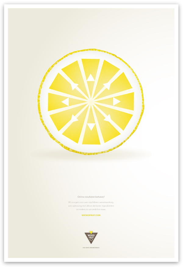 Wicked Fruit, Identity #wwwkamielvankesselcom #visual #design #graphic #fruit #illustration #kamielvankesselcom #identity #kamielvankessel #graphics