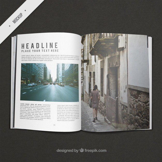 Travel magazine mockup Free Psd. See more inspiration related to Brochure, Flyer, Mockup, Business, Travel, Template, Brochure template, Magazine, Leaflet, Text, Flyer template, Stationery, Mock up, Data, Booklet, Report, Information, Magazine template, Up, Pictures, Images and Mock on Freepik.