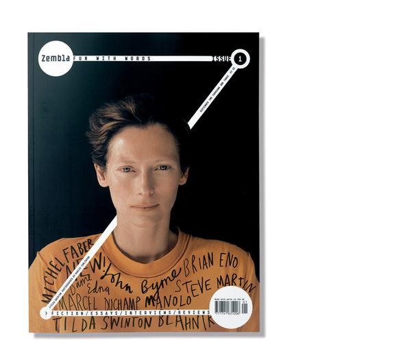 Zembla Magazine Matt Willey #cover