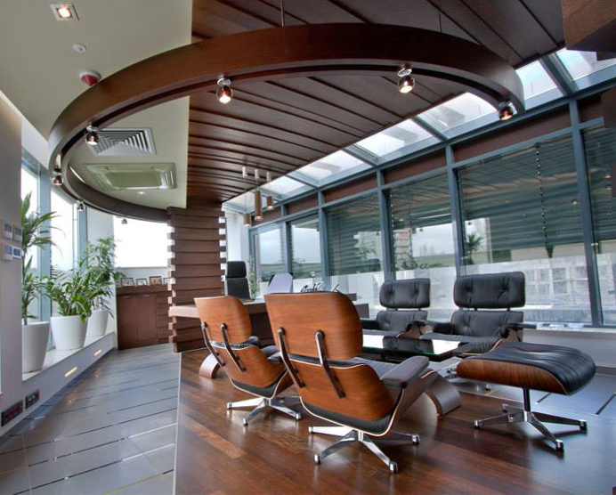 Modern Workplace Environment by Art New Vision - #office, office design, office space, #interior, interior design